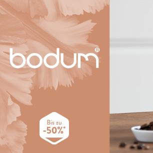 屡获世界级设计大奖 Bodum高品质咖啡壶/茶具/厨房用具闪购