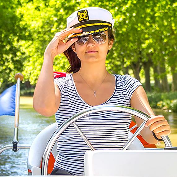 夏日法国自驾游艇之旅