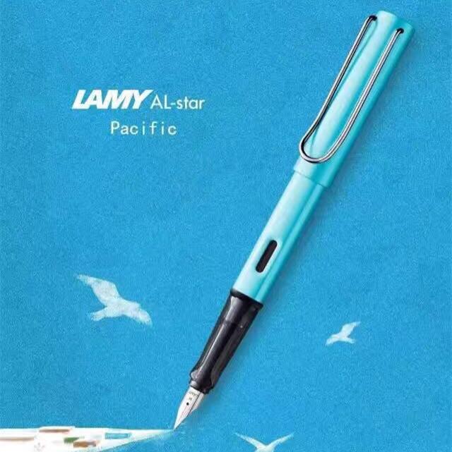 个性定制 LAMY凌美钢笔刻字服务