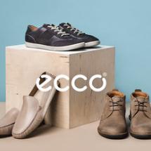 丹麦时尚品牌 ECCO 男女鞋