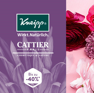 Kneipp Cattier 沐浴护肤用品专场