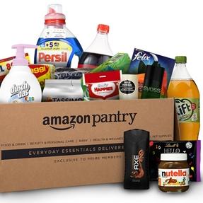亚马逊Pantry日用品+食品今日特价活动