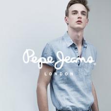 伦敦街头潮牌 Pepe Jeans男女儿童服饰及鞋履