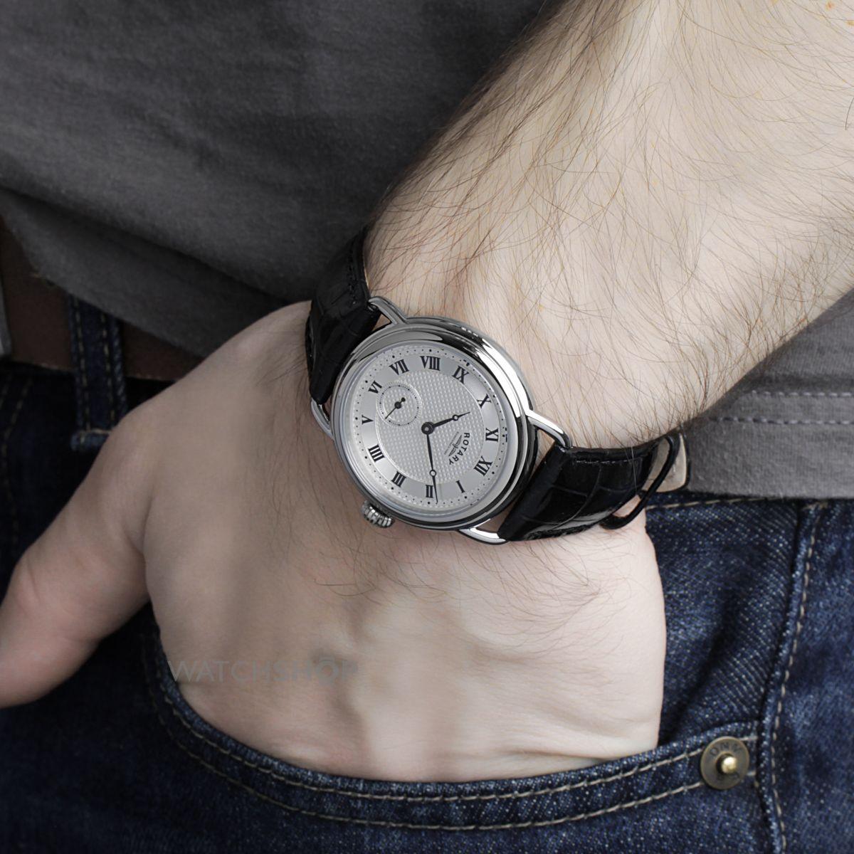 卷福也爱用的手表 – Rotary 瑞士劳特莱