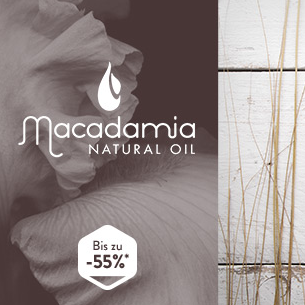 坚果护发奇迹 Macadamia美国玛卡油天然护发