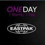 德国国民包牌EASTPAK 布面双轮行李箱