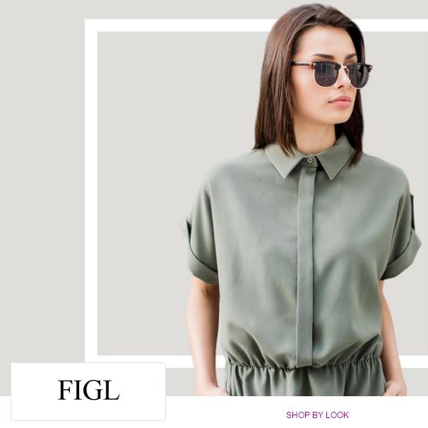 都市女性之选-FIGL时尚女装