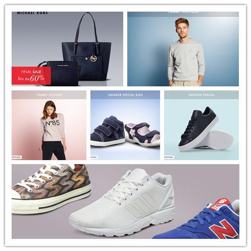 实惠之选 Michael Kors包袋/美式经典Tommy Hilfiger 男女服饰/SNEAKER SPECIAL多品牌运动鞋特卖