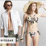 清凉一夏! 海边度假必备男女泳衣及Fendi、Gucci等大牌墨镜