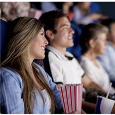 UCI 旗下电影院5张电影票