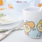 WMF Willy Mia Fred 儿童餐具4件套