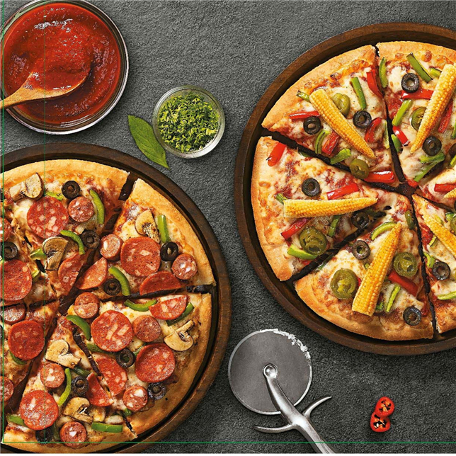 Pizza Hut 必胜客披萨买任意披萨