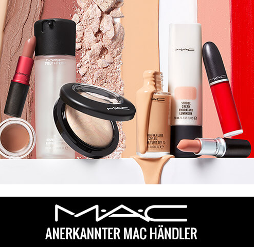 MAC 彩妆入驻 Lookfantastic!