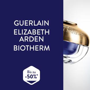 Guerlain/Biotherm/Elizabeth Arden护肤品美妆集锦