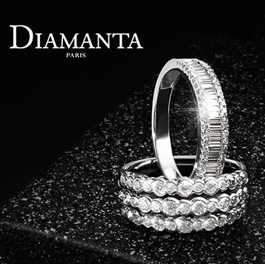 闪闪惹人爱 巴黎Diamanta珠宝首饰