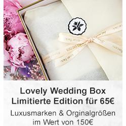 待嫁的美娇娘们 小芙家婚礼礼盒 Lovely Wedding Box