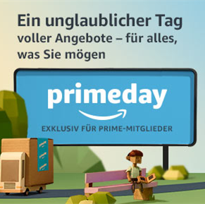 比黑五更给力!德国亚马逊Prime Day
