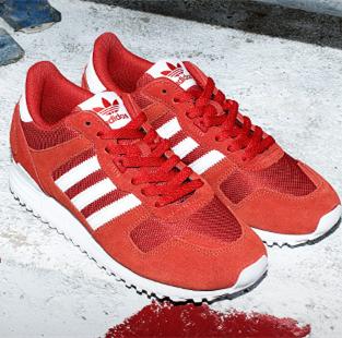 永远经典的三道杠!Adidas男女运动鞋及运动服饰闪购