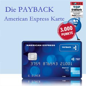 美国运通联名Payback信用卡
