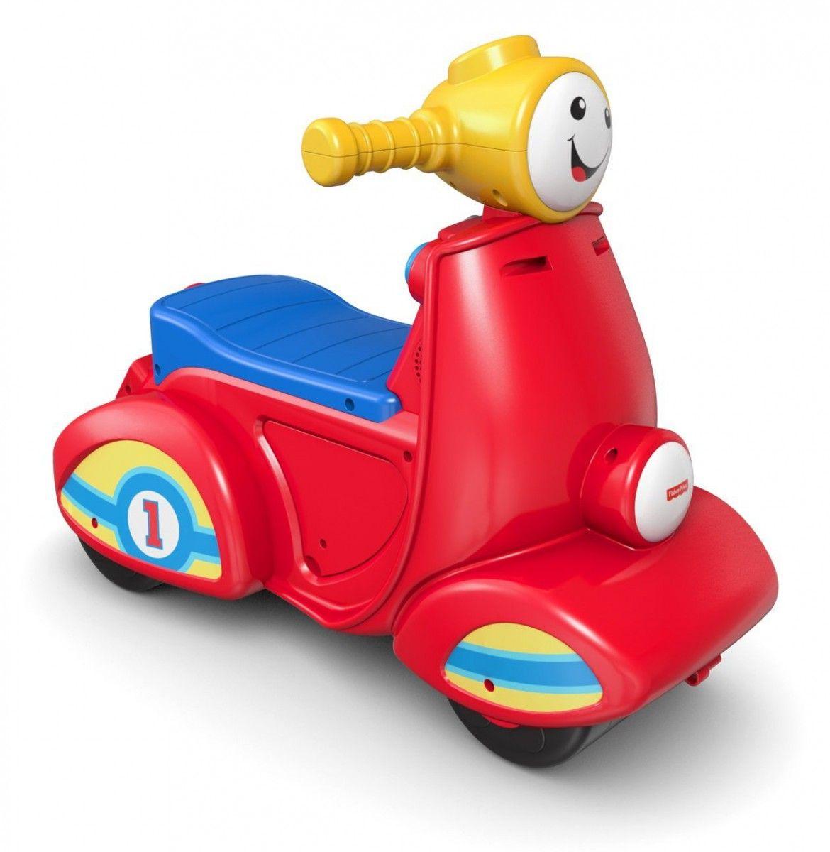 Mattel CGT07 Fisher-Price 学步车
