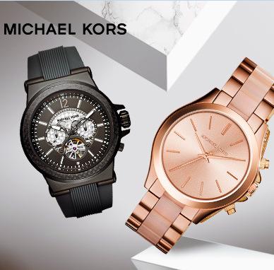纽约风情 Michael Kors 时尚腕表闪购