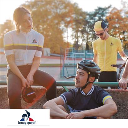 法国公鸡 Le Coq Sportif 足球/自行车运动服