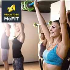 McFIT健身房会员卡特价啦