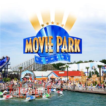 一起去撒野吧~Movie Park主题游乐园
