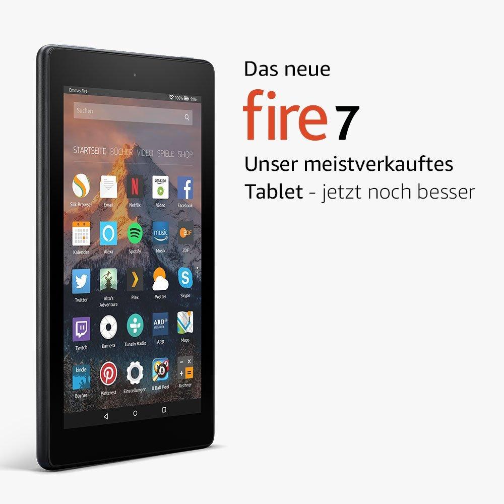 亚马逊 Fire 7 平板电脑最新一代
