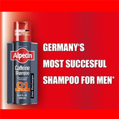 德国人都在用的防脱发洗发水 ALPECIN 阿佩辛 止脱生发洗发水