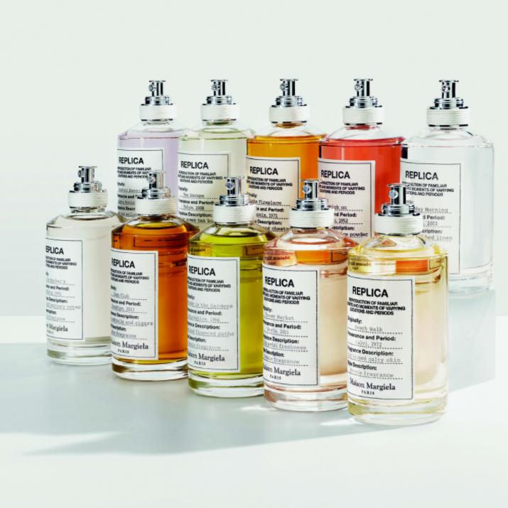 寻找记忆中的味道 Maison Margiela 马丁·马吉拉系列香水