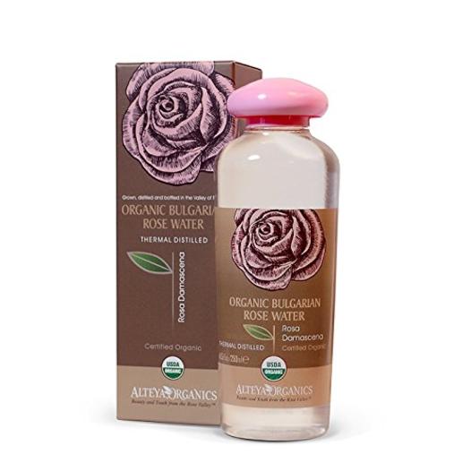 Alteya Biorosenwasser 来自保加利亚的有机玫瑰花水