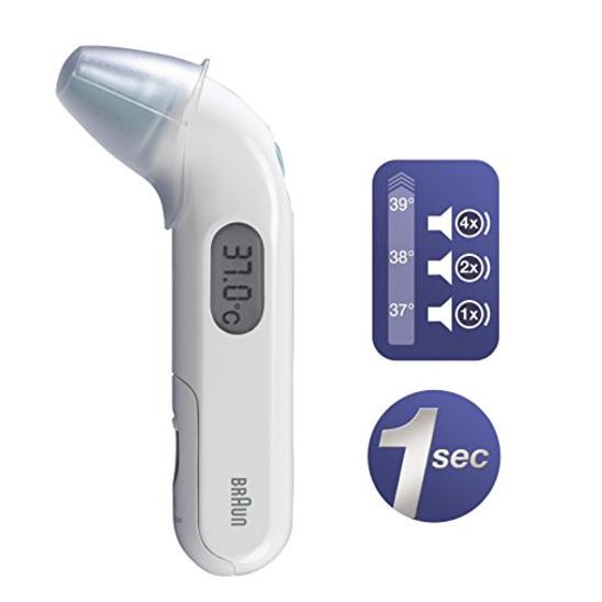 Braun ThermoScan IRT3030耳温计