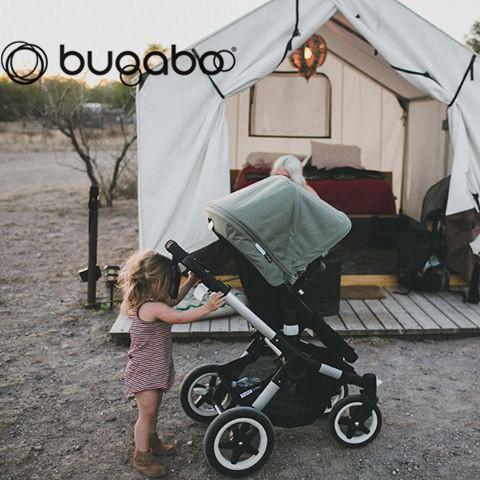高颜值育儿神器 Bugaboo婴儿推车
