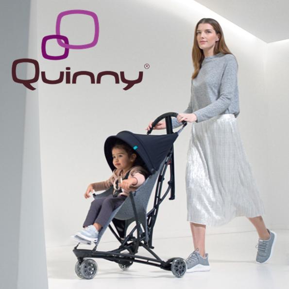 荷兰Quinny 好莱坞明星用的儿童推车