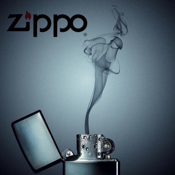 哥用的不是打火机,是情怀!Zippo经典打火机