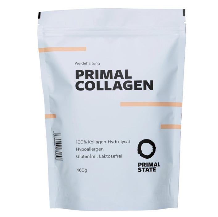 延缓关节老化!正宗的德国蛋白粉 Primal State骨胶原+蛋白粉