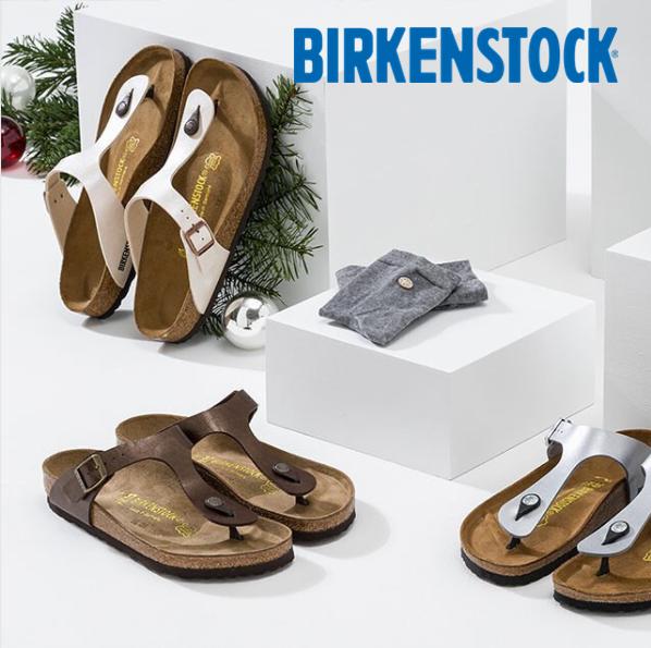 清凉舒适百搭 德国Birkenstock勃肯鞋热卖