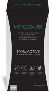 健康减肥排毒产品 MetaCleanse