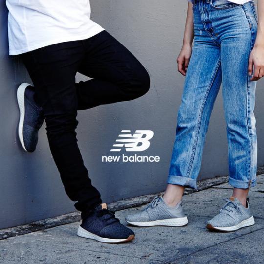 没有一双New Balance 怎么在街头扮潮