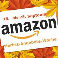 亚马逊 Herbst-Angebote-Woche 迎秋特卖周第二天