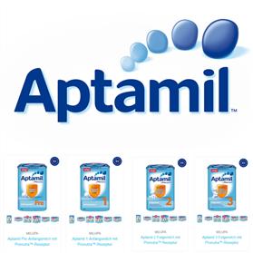 奥地利版 Aptamil 爱他美蓝罐奶粉