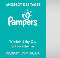 Pampers 帮宝适尿布多种大小