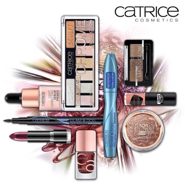 开架不廉价 德国本土彩妆品牌Catrice,L.O.V