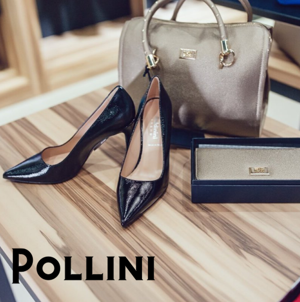 意大利一线的皮具高端品牌   POLLINI男女鞋、包包