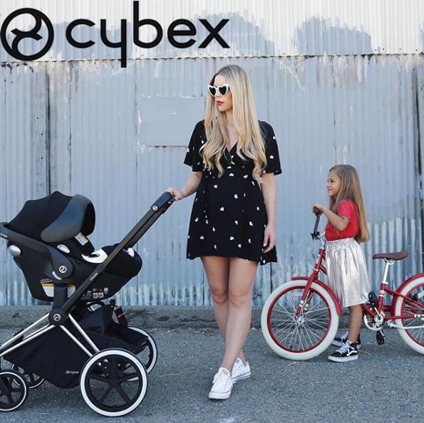 宝宝安全妈妈放心 德国Cybex儿童安全座椅、童车、睡篮闪购啦