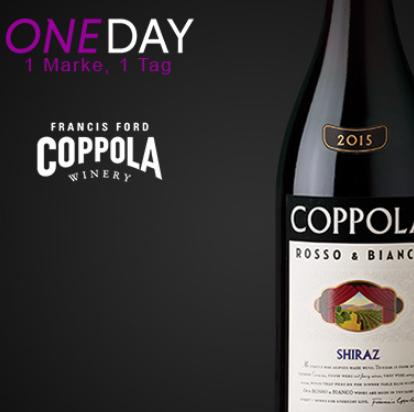 感受名导魅力! 美国Coppola柯波拉酒庄