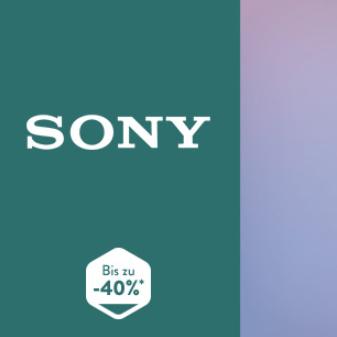 索尼大法好 Sony索尼影音产品闪购