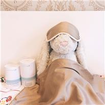娜扎和小宋佳都爱用,睡着也能变美!Iluminage  抗皱美容氧化铜离子眼罩