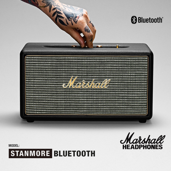 只属于金属党的情怀 Marshall Kilburn复古音响&耳机
